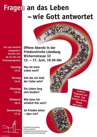 Fragen an das Leben - Juni 2004