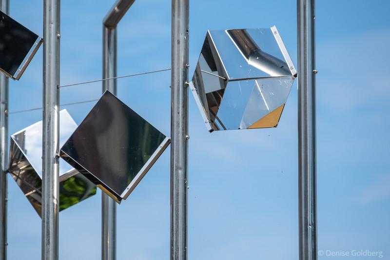 Pawtucket Prism, by Michio Ihara