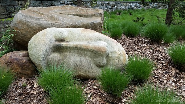 sculpture, at Chanticleer Garden