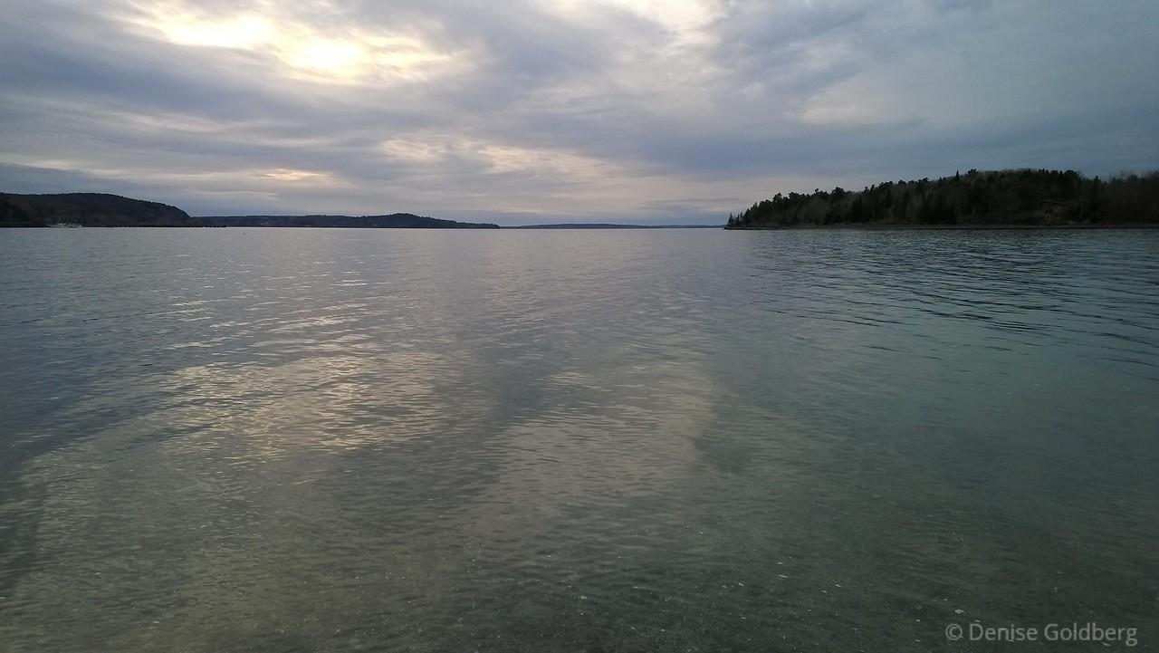 late day light, Bar Harbor, Maine
