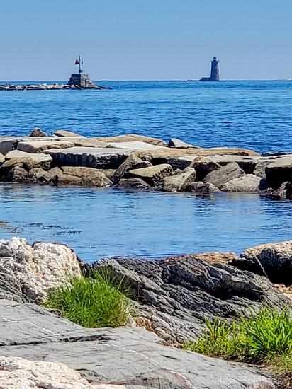 Portsmouth Harbor Lighthouse, New Castle Island, NH