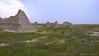 in Badlands National Park