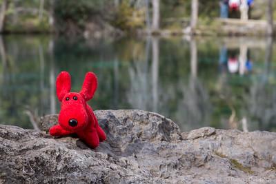 at Grassi Lakes