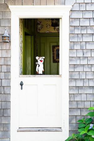 a greeter