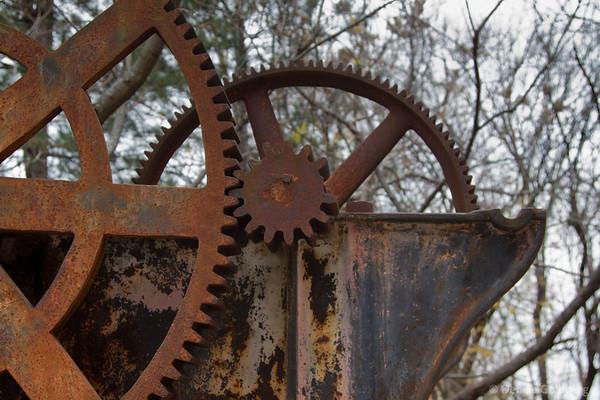 gears meshing