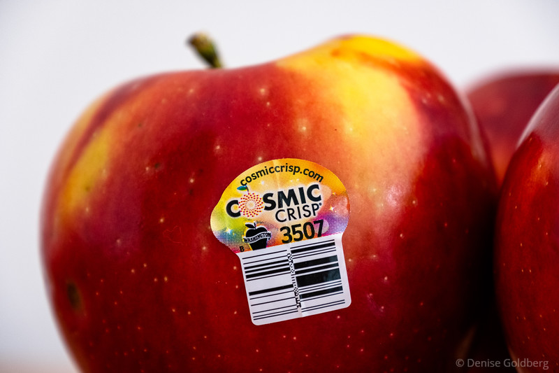 Cosmic Crisp, a newly released apple