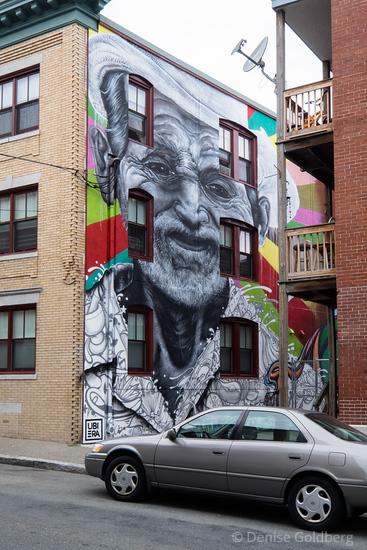mural in Salem, MA