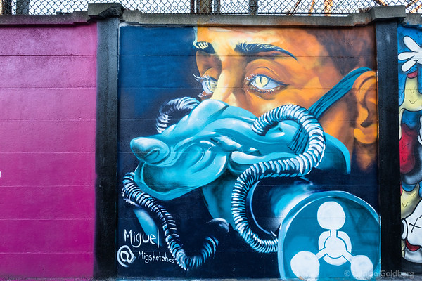 mural by Miguel @Migsketches