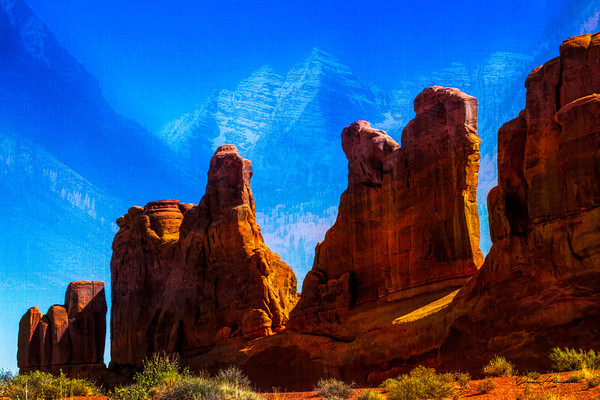 Arches National Park Revisited