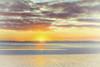 Softly Lit Sunset