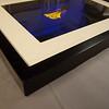 Black Gallery Style Frame & Single Mat