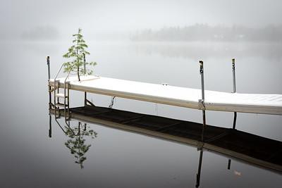 Christmas On The Pond