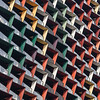 Colourful balconies #2