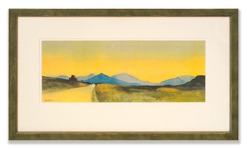 Print of Destitution Road by Ian Nelson