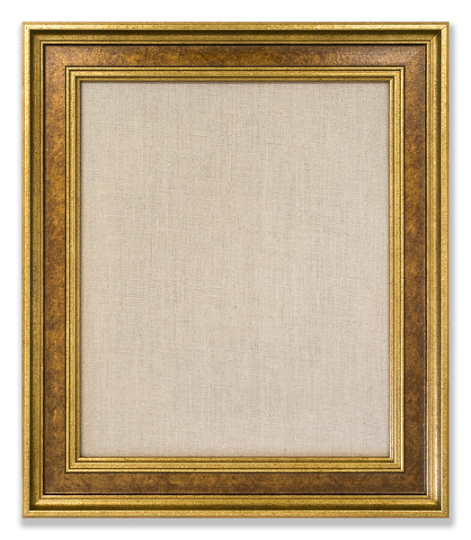 Frame made for blank canvas