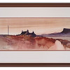 "Print, ""Sunset Calm - Little Loch Broom"" by Ian Nelson"