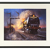 "LE print of ""Euston Next Stop"" by Philip D Hawkins"