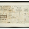 Architectural Drawing, Coleraine, Ireland, 1937