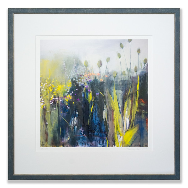 Print of Mid-Summer by Tracey Levine