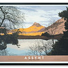 Poster of Stac Pollaidh, Assynt by Stewart Bremner