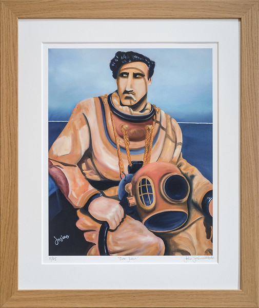 'Don Juan' by the artist John 'josimo' Paterson