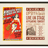 Nashville Music Posters for Grand Ole Opry and Bluebird Cafe