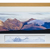 Giclee print of An Teallach by Andy Gray