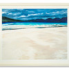 Limited edition print, Sands of Luskentyre by David Henderson