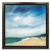 Original acrylic painting Cheswick Beach by Helena Carter