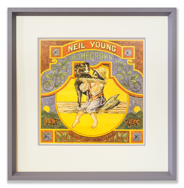 Neil Young Album Cover