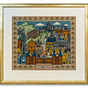 Tapestry of Edinburgh Landmarks