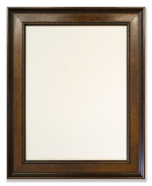 Frame made for a blank canvas