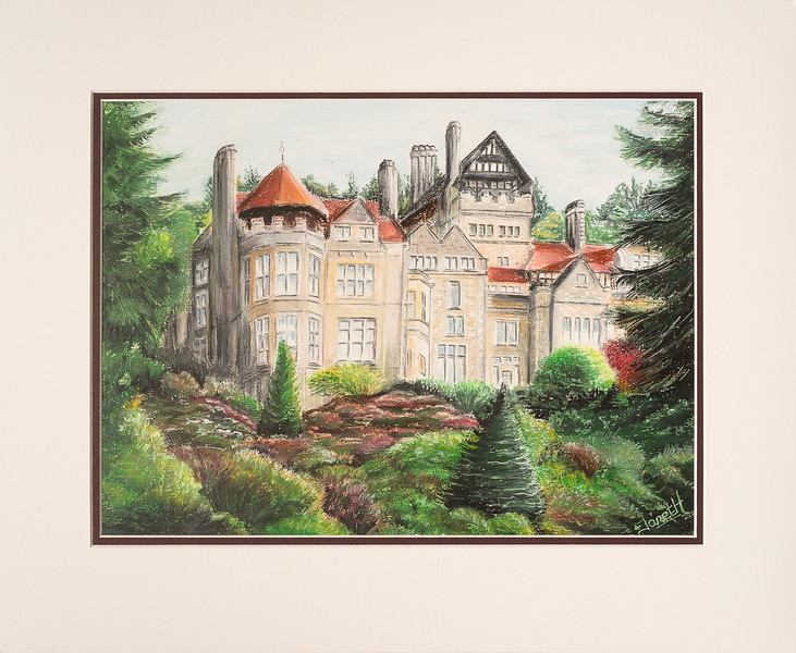 Cragside, Rothbury by Janet Hayball