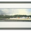Print, Ullapool Waterfront by Ian Nelson