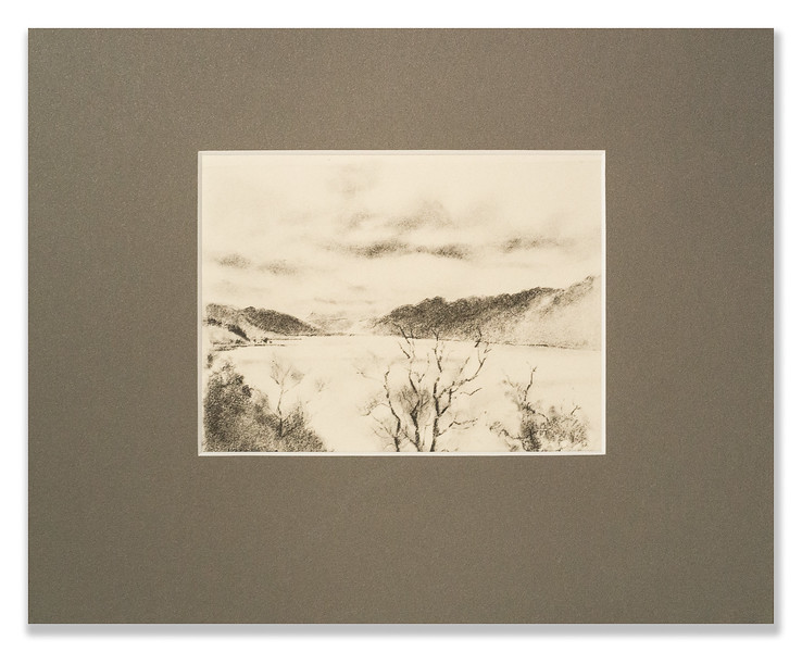 Collotype by List West of Loch Broom