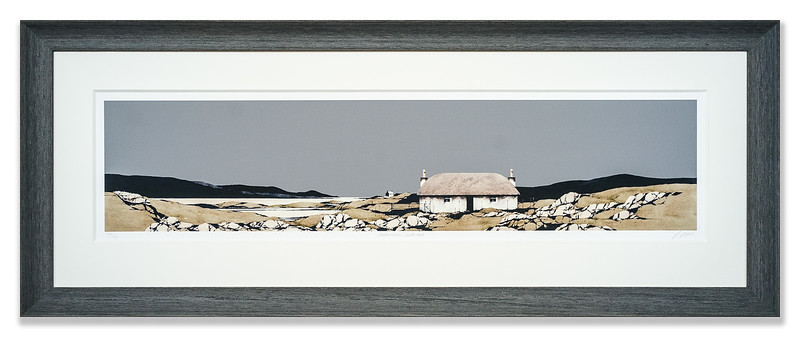 Limited Edition Print by Ron Lawson, Lochboisdale, South Uist