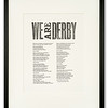 'We Are Derby' Poem by Jamie Thrasivoulou