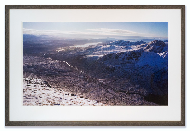 Photograph of the Trossachs