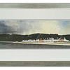 "Print, ""Ullapool Waterfront"" by Ian Nelson"