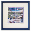 "Print ""Highland Gathering"" by Joanne Simpson"