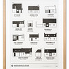 Print of Scottish Bothies
