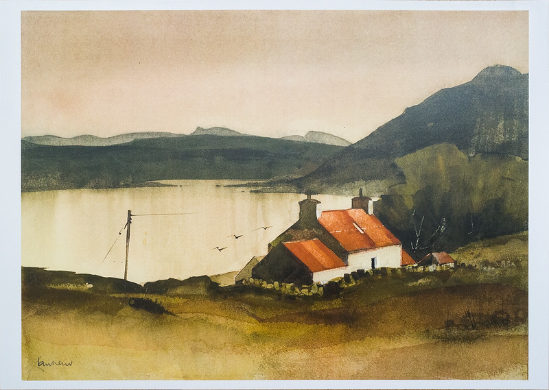 Little Loch Broom by Ian Nelson