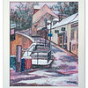 Oil Painting of Stephens Brae, Inverness, by Margaret Cowie