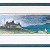 "Limited Edition Print, ""Above Little Loch Broom"" by Ian Nelson"