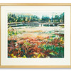 Limited edition print Autumn on Lily Lochan by David Henderson