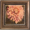 """Dahlia Magenta 977"" Photograph Printed on Watercolor Paper"