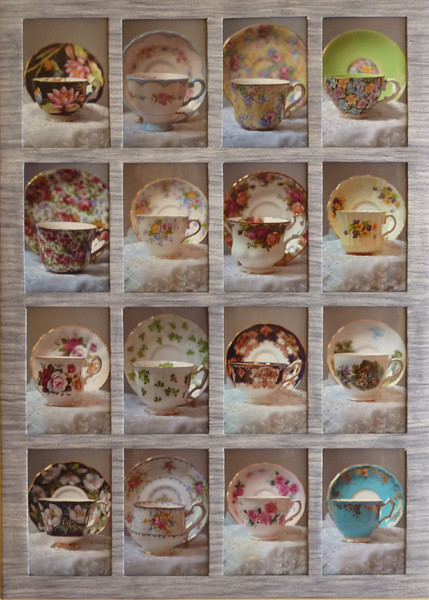 #117  English Bone China