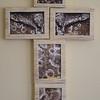 #1 Crucifixion (left)<br /> <br /> [First Presbyterian Church, Evanston:  March 2013]<br /> [Harbor Light:  Permanent loan]
