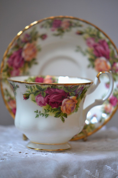 Old Country Roses  [Royal Albert, England]