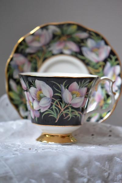 Provincial Flowers   [Royal Albert, England]